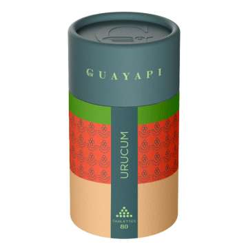 Guyapi Urucum 80 tablettes 600 mg