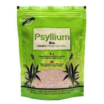 Psyllium blond BIO, sachet de 300 g