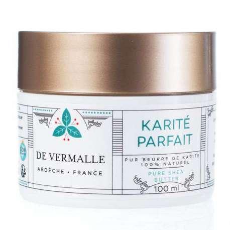 KARITÉ PARFAIT - Karité brut BIO non rafiné - 100 ml