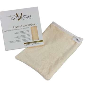 Gant Peeling Abricot Vitalis microfleece