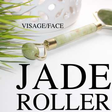 Jade Facial Roller YU LING - Rouleau de Jade beaute-pure - officiel
