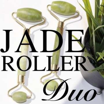 Jade Facial Roller YU LING (DUO : 2 ROLLERS)
