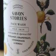 Nettoyant visage liquide - Peau Mixte à Grasse de chez SAVON STORIES
