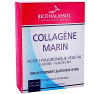 Collagène Marin – Acide Hyaluronique - Elastine – Plantes Bio – BIOTHALASSOL