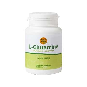 L-Glutamine 60 gélules Nature et Partage