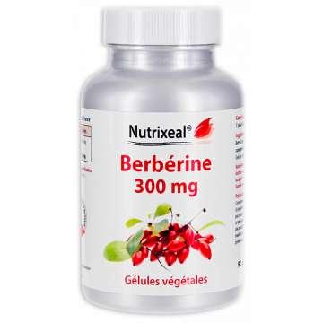 Berbérine - Extrait de Berbéris vulgaris (épine-vinette) std. 85% berbérine NUTRIXEAL