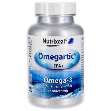 Omega 3 / Nutrixeal / hautement purifiés et concentrés en EPA OMEGARTIC EPA+ 120 gélules