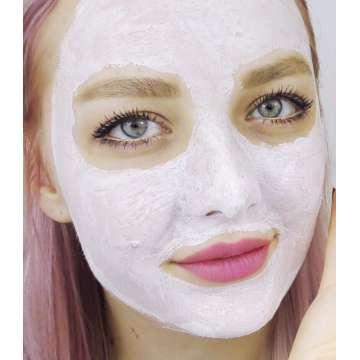 Masque révélateur de teint à l'argile rose 100 ml