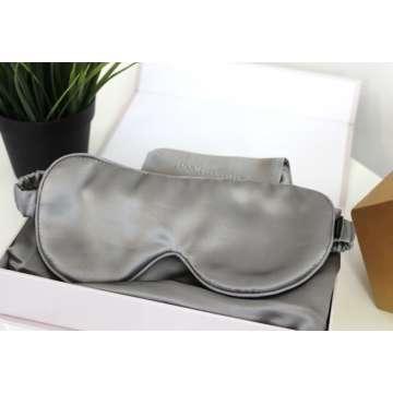 Kit Beauté Pure Soie Grey (gris) Format rectangle