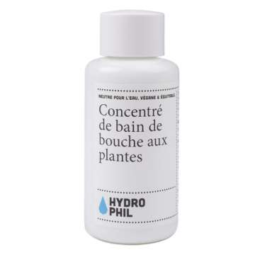 Bain de bouche aux plantes Hydrophil - 100ml