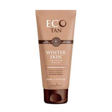 Autobronzant - Winter Skin (Peaux Claires à Médium) - ECO BY SONYA -ECOTAN- 200 Ml