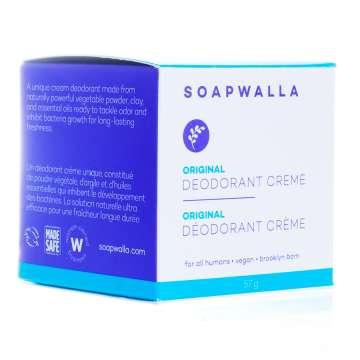 Déodorant Crème CULTE Soapwalla