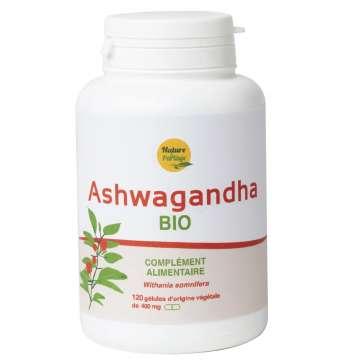 Ashwagandha bio – 120 gélules - Nature et Partage