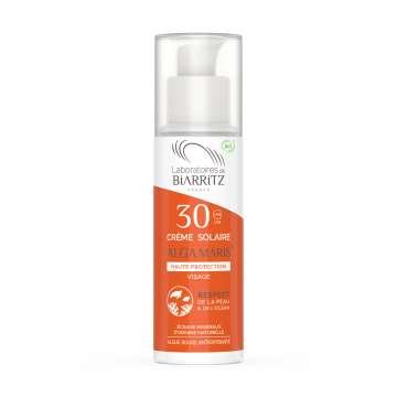 Alga Maris, Crème solaire visage SPF 30 50 ml