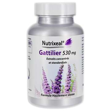 Gattilier en extrait standardisé Nutrixéal 60 gélules