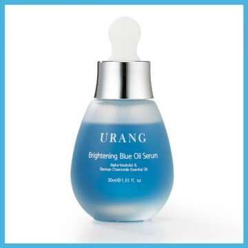 BRIGHTENING BLUE OIL URANG