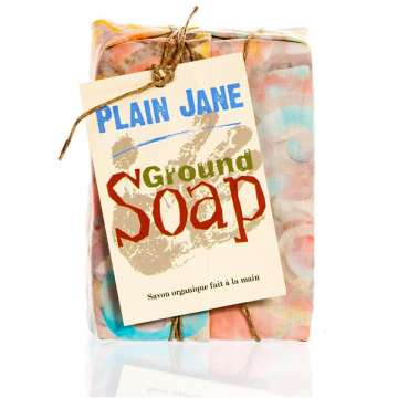 Savon Plain Jane Ground Soap