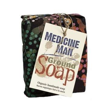 Savon à froid Medicine Man Ground Soap