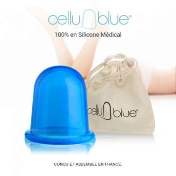 CelluBlue® - La Ventouse Anti Cellulite Maline