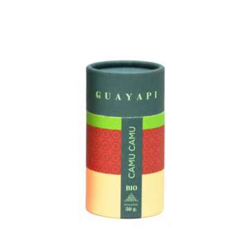 CAMU CAMU (vitamine C naturelle) poudre Guayapi 50g