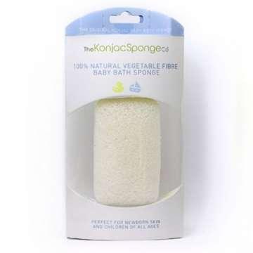 Eponge Corps Konjac pour bébé - Konjac Sponge Company