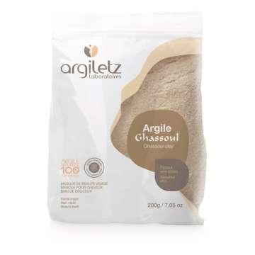 Argile Rhassoul poudre Argiletz 200 g