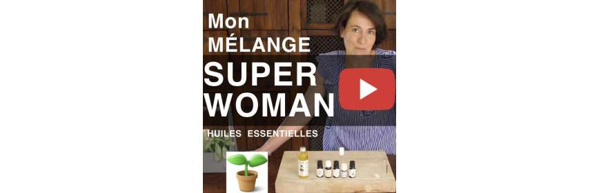 MELANGE SUPER WOMAN